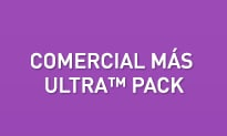 commercial mas ultra pack