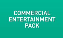 commercial entertainment pack