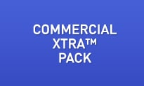 commercial xtra pack