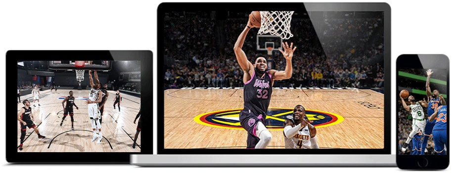 356638 NBA League Pass Page Devices